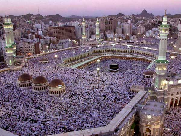 How many people will travel for Hajj?