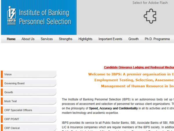 IBPS recruitment 2018: 6 vacancies, salary Rs 8.94 lakh, how to apply before Aug 24