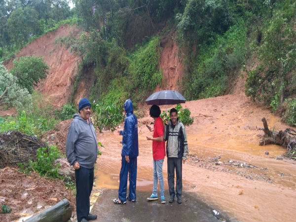 Highway between Sullia, Madikeri shut