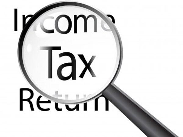 What are the documents required to file the taxes?