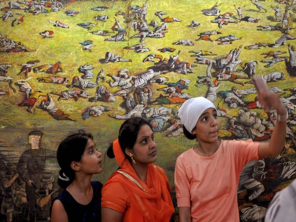 Museum at the Jallianwala Bagh Memorial