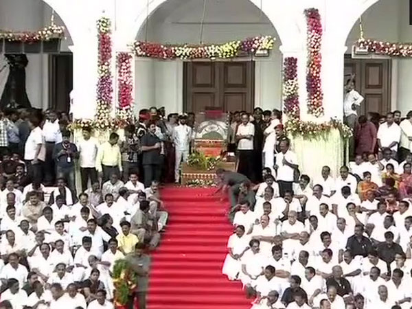 Need 6X6 ft land for our leader, nothing else: DMK's emotive pitch in HC
