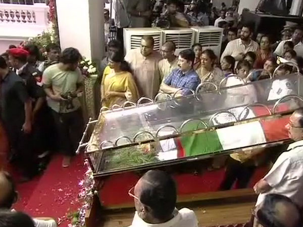 Here is where Karunanidhi will be laid to rest at Marina