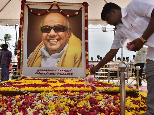 M Karunanidhi was kept under 'house arrest' for 2 years, TN govt to probe