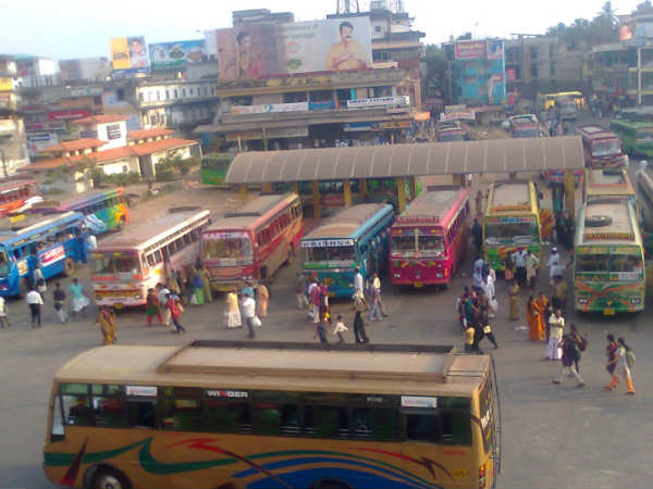 Kerala buses, taxi to stay off the roards