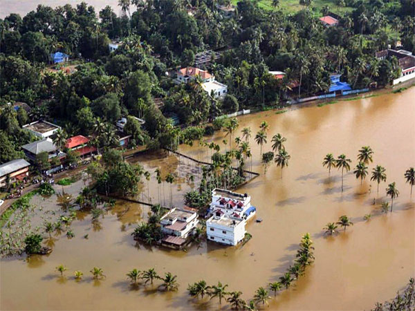 A file photo of Kerala floods