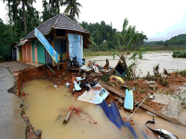 Floods wreak havoc in Wayanad