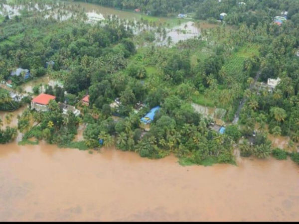 Kerala floods: Red alert issued in all 13 districts except Kasaragod today