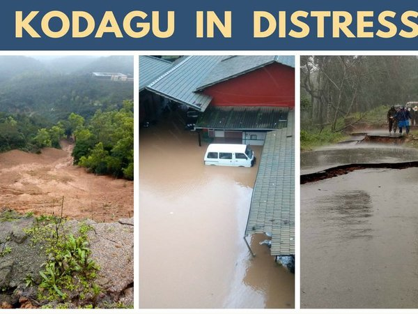 Kodagu floods: Check here for helpline numbers