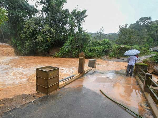 Kodagu floods: Drones deployed to locate stranded people