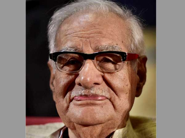 RIP Kuldip Nayar: The man who believed Partition was not inevitable