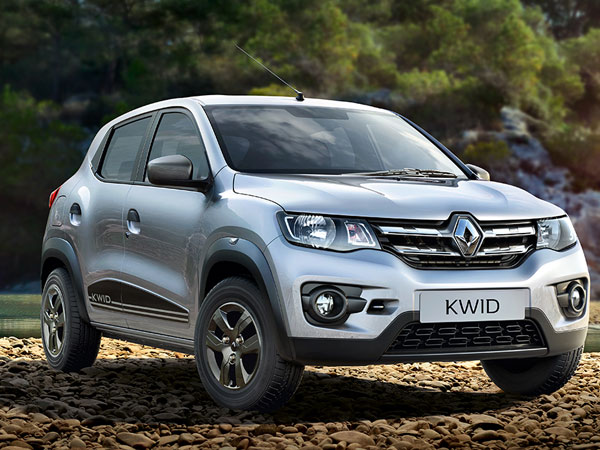 Bring Home The Renault KWID: Your BIG Small Car