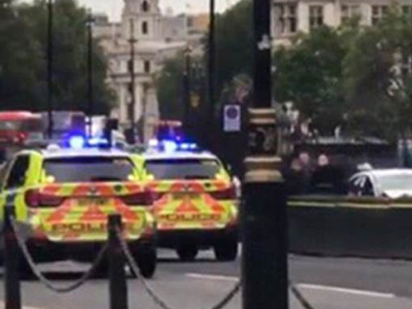 London: Car crashes outside Parliament, several injured, counter terror command takes over probe