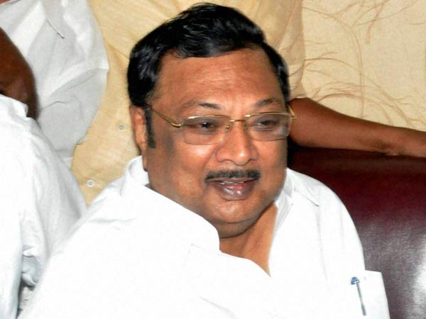 Expelled DMK leader M K Alagiri