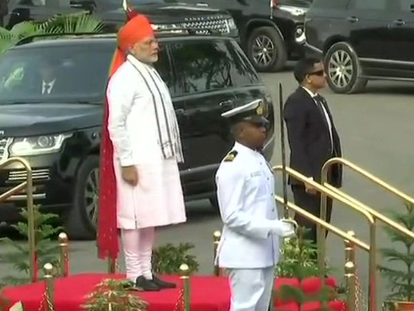 Here is what Modi wore during his Independence Day address