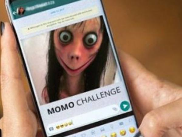 Momo Challenge: Govt issues advisory to parents, lists symptoms