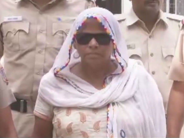 Godmother of crime in south Delhis Sangam Vihar caught: Police