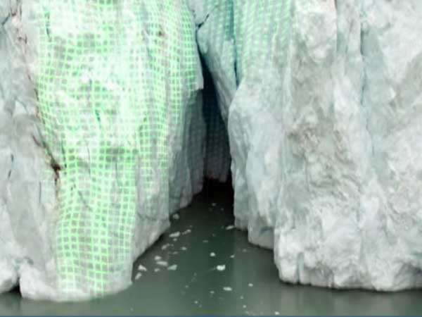 How the ice sheets of Greenland and Antarctica contribute to sea level rise?