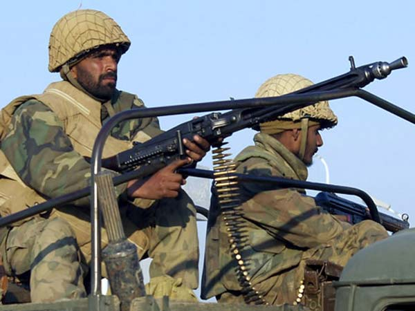 US suspends military training with Pakistan