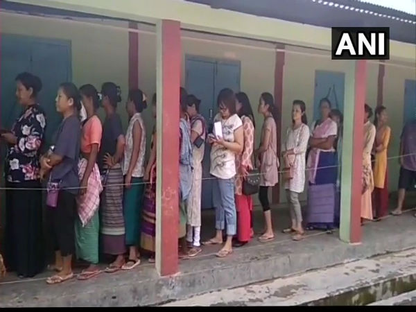 Polling underway in Meghalaya's South Tura