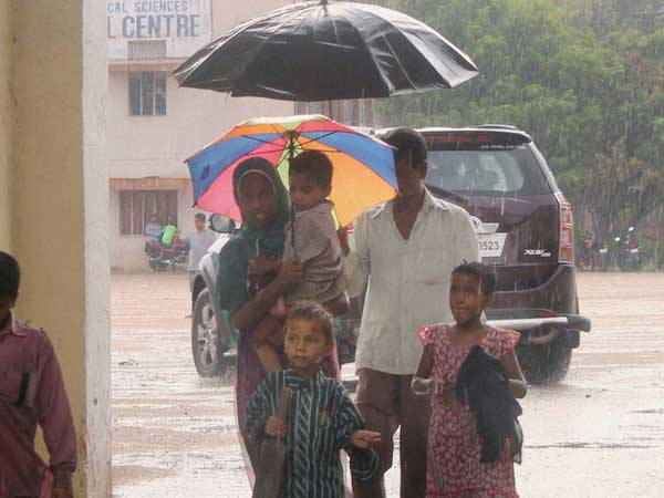 Weather forecast for Aug 11: Rains to continue in Hyderabad for 24 hours