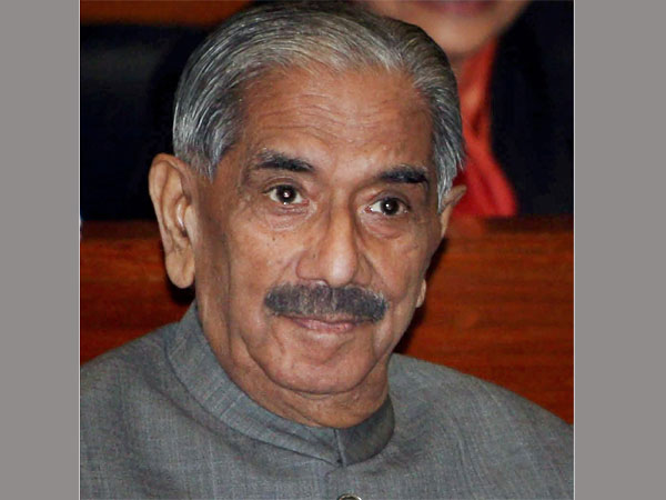 Senior Congress leader RK Dhawan
