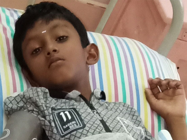 9-Year-Old Sai's Battle To Get His Kidney Transplant
