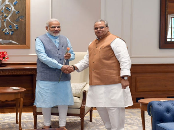 J&K: Addressing issues of people is our main aim, says Governor Satya Pal Malik