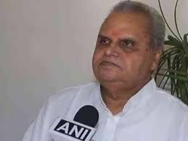 Satyapal Malik appointed as next Governor of Jammu and Kashmir