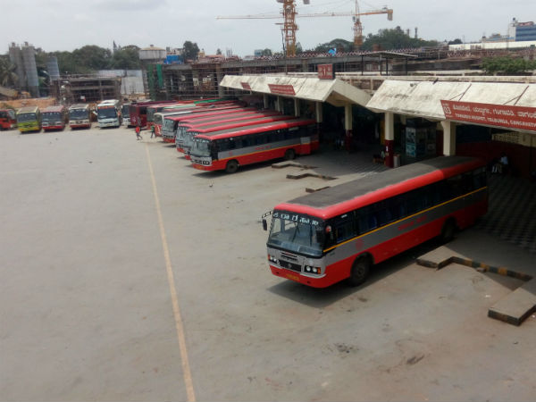 Karnataka- KSRTC to ply normally, Cab services to hit