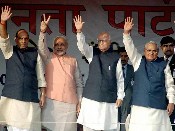 Vajpayee BJP senior leaders