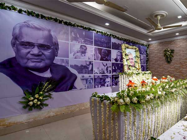 Grand Vajpayee memorial: Work to commence in September, inauguration on Jan 26