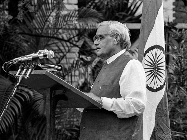 Why did Vajpayee weep before becoming Prime Minister?
