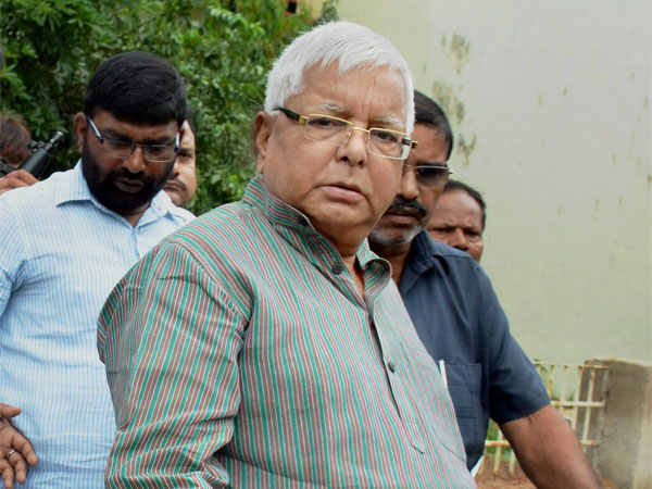 SC rejects bail plea by Lalu Prasad Yadav in fodder scam