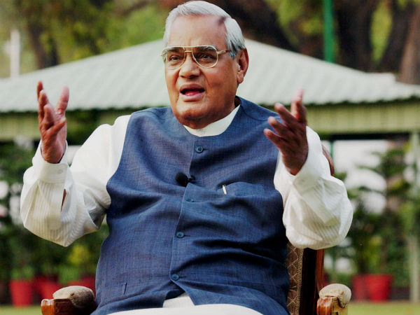 Ex-Indian PM Vajpayee dies at age 93