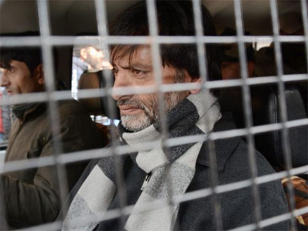 Killing of IAF personnel: CBI set to re-start case against Yasin Malik in Jammu
