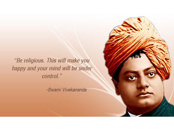 Swami Vivekananda was an iconic and inspirational figure