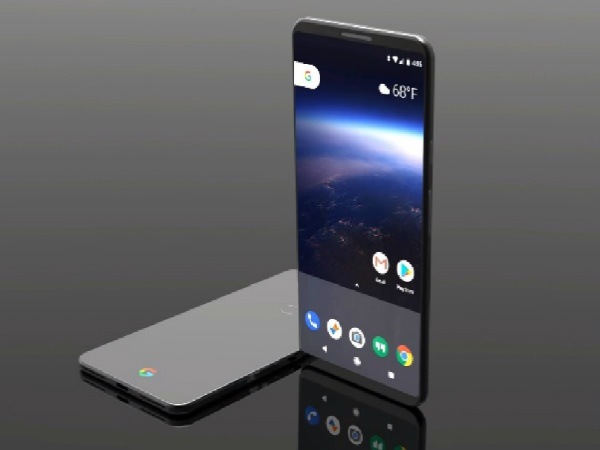 Google Pixel 2 was the first smartphone to come with e-SIM support