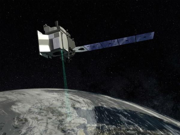About Ice, Cloud, and land Elevation Satellite-2 (ICESat-2)