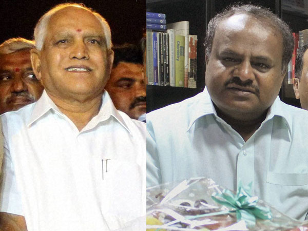 BJP versus JD(S): Political war escalates in Karnataka; no end in sight