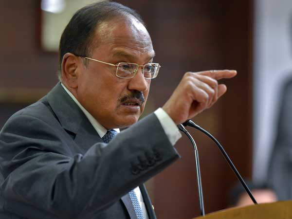 National Security Adviser (NSA) Ajit Doval