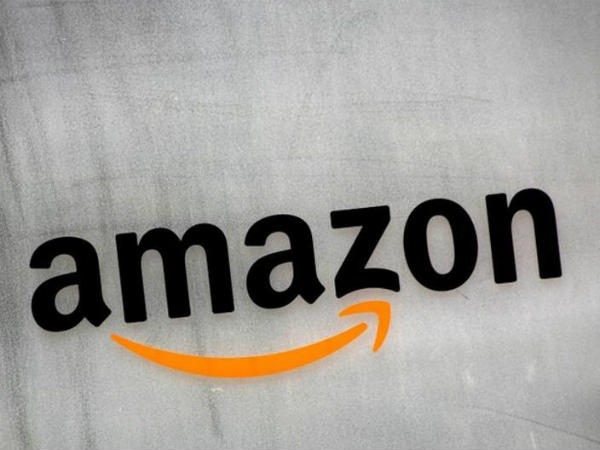 Logo of Amazon India