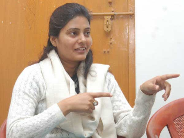 SP-BSP tie up is the coming together of two opportunist individuals: Anupriya Patel