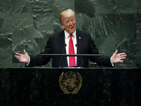 India a free Society, successfully lifting millions out of poverty: Trump tells UN