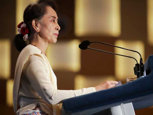 Canada MPs vote to strip Myanmars Suu Kyi of honorary citizenship over Rohingyas
