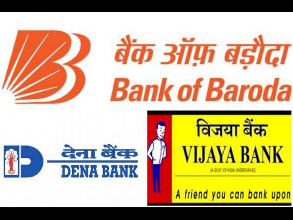 Cabinet approves merger of Vijaya Bank, Bank of Baroda and Dena Bank