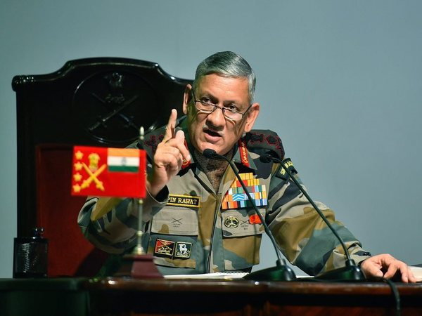 Work hard, compete for Army's Super30 prog: Gen Rawat to Kashmiri girl students