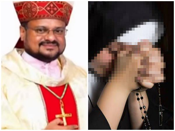 Kerala nun writes to Vatican seeking justice into rape case against Bishop Franco Mulakkal