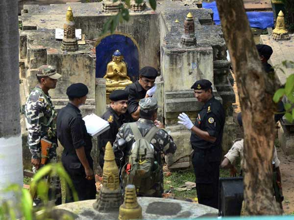 Is security a joke? Bomb at Bodhgaya recovered 8 months later