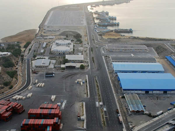 Chabahar Port (File photo)